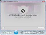 VA-11 HALL-A: Cyberpunk Bartender Action (2016) [En] (1.0.0.55) License GOG - скачать бесплатно торрент