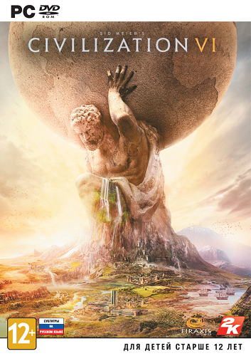 Sid Meier's Civilization VI: Digital Deluxe [v 1.0.0.290 + DLCs] (2016) PC | Repack от R.G. Механики