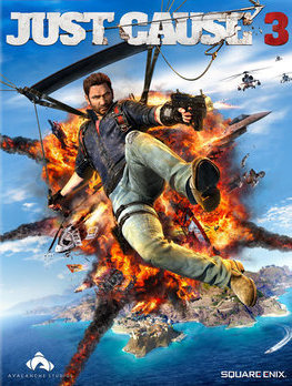 Just Cause™ 3 (	Square Enix) (RUS|ENG|Multi 10) [L]