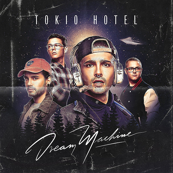 Tokio Hotel - Dream Machine | MP3