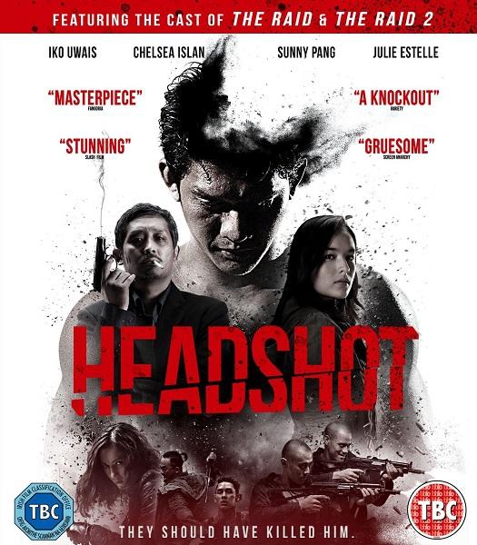 Рейд: Пуля в голове / Headshot (2016) WEB-DL 1080p   L