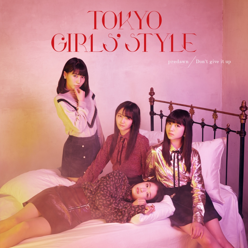 20170308.0905.5 Tokyo Girls' Style - predawn ~ Don't give it up (M4A) cover 1.jpg