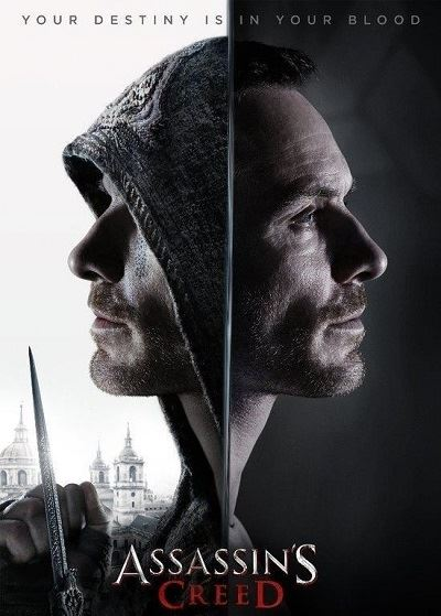 Кредо убийцы / Assassin's Creed (2016) HDRip от Generalfilm | КПК | Лицензия
