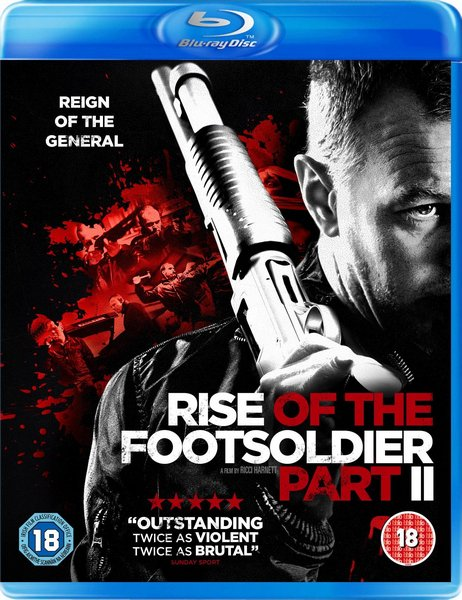 Восхождение Пехотинца. Часть 2 / Rise of the Footsoldier Part II (Риччи Харнетт / Ricci Harnett) [2015, Великобритания, боевик, драма, криминал, BDRip] AVO (Карповский)