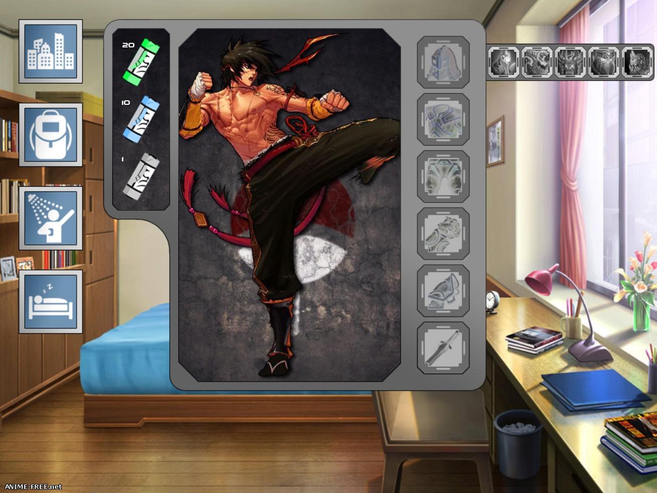 Naruto: Last Hokage / Наруто: Последний Хокаге [2017] [Uncen] [Fighting, ADV, RPG] [RUS] H-Game