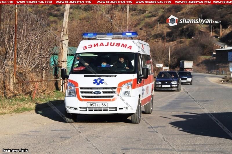 Շնող գյուղում բախվել են Honda-ն ու «ԶԻԼ»-ը. կան վիրավորները (ֆոտո)