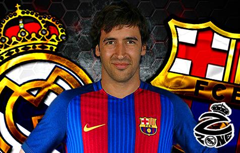 """Raul """"Barselona""""da ishlashi mumkinligini aytib o'tdi"""