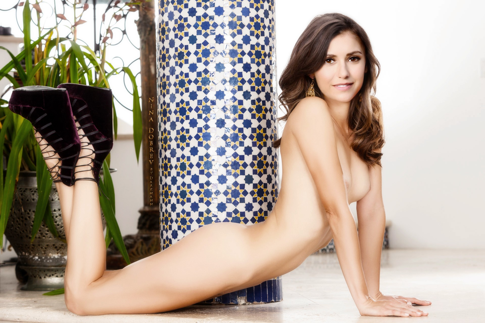 Нина добрев фото все голые