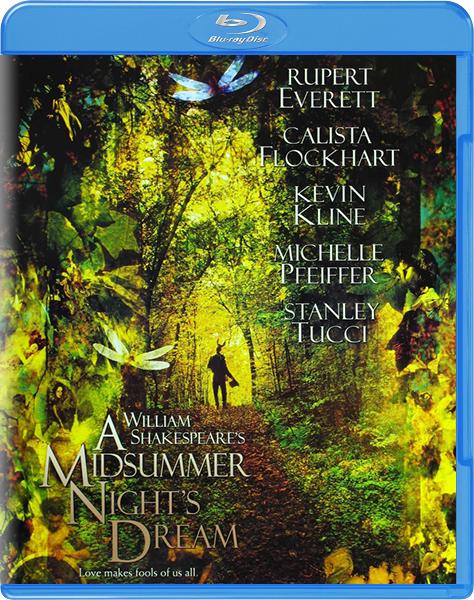 Сон в летнюю ночь / A Midsummer Night's Dream (1999) BDRip 720р | P