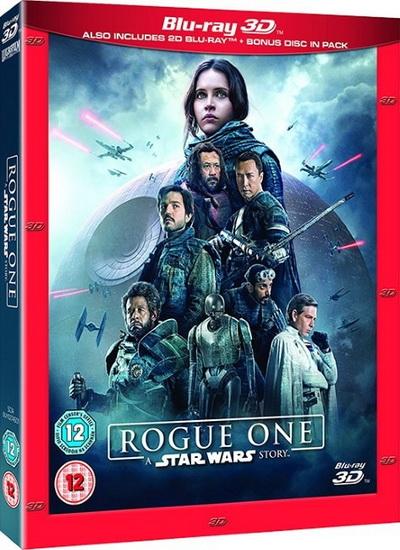 Изгой-один: Звёздные войны. Истории / Rogue One: A Star Wars Story (2016) BDRemux [H.264/1080p] [2D/3D] [ISO]