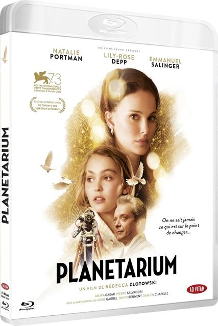 Планетариум / Planetarium (2016) BDRip 720p от k.e.n & NNMClub | iTunes