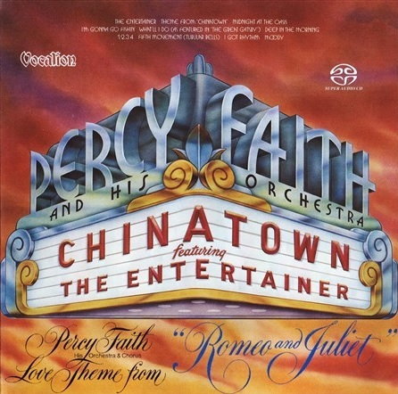 [SACD-R][OF] Percy Faith & His Orchestra - Chinatown & Love Theme From Romeo And Juliet - 1969-74 / 2017(Jazz, Easy Listening)