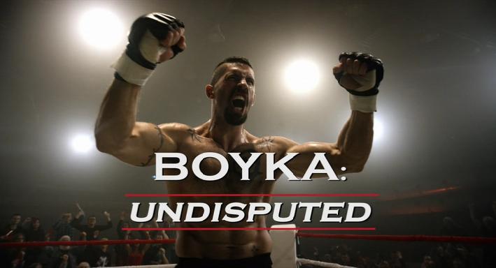 Неоспоримый 4 / Boyka: Undisputed IV (2016) WEBRip-AVC | L
