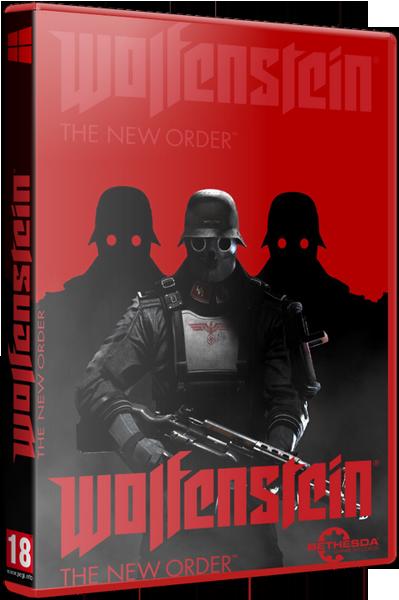 Wolfenstein: The New Order [Update 1] (2014) PC | RePack от xatab