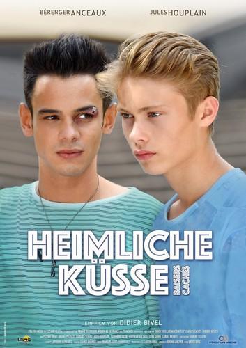 Поцелуи украдкой / Baisers cachés (2016) DVDRip | L1