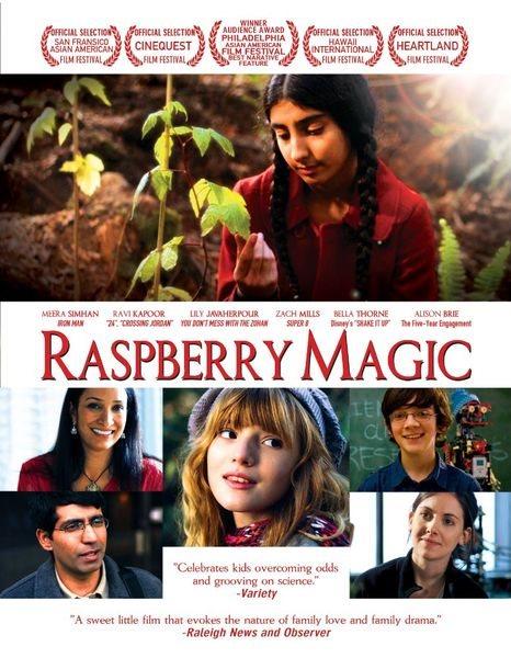Волшебная малина / Raspberry Magic (Лина Пендхарка / Leena Pendharkar) [2010, США, драма, комедия, семейный, SATRip] MVO