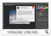 Adobe Photoshop CC 2017.1.1 (18.1.1) (2017) Multi/Rus