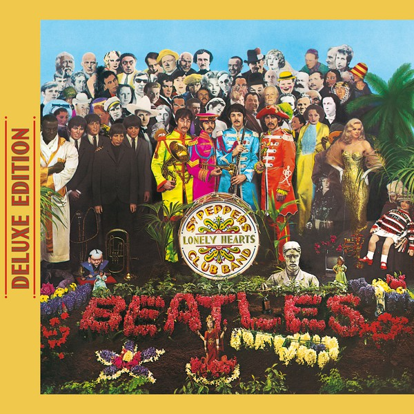 The Beatles - Sgt. Pepper's Lonely Hearts Club Band [Deluxe Edition] (2017) MP3