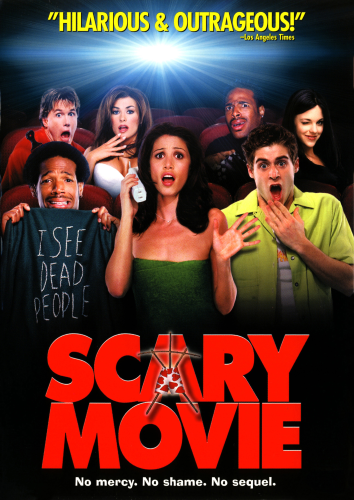 Очень страшное кино / Scary Movie (2000) BDRip 1080p