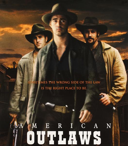 Американские герои / American Outlaws (2001) WEB-DL 720p | D, Р, A