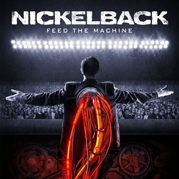 Nickelback - Feed the Machine (2017) FLAC