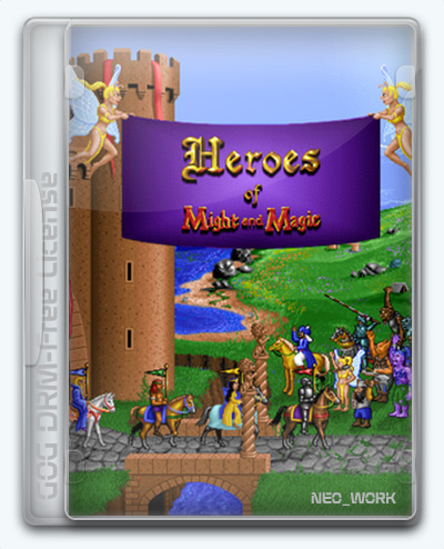 Heroes of Might and Magic (1996) [Multi] (2.3.0.45) License GOG