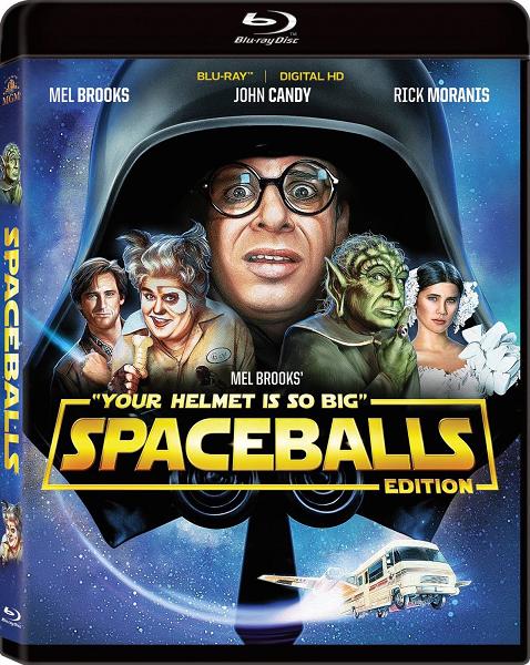 Космические яйца / Spaceballs (1987) BDRip 1080p | P, P2, A, L1