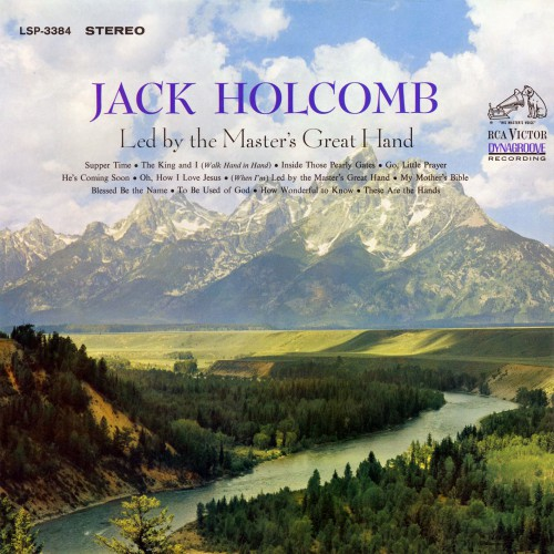 [TR24][OF] Jack Holcomb - Led By The Master's Great Hand - 1965/2015 (Gospel)