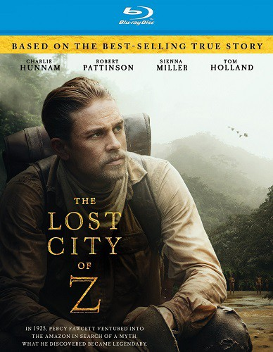 The Lost City of Z 2016 720p BluRay x264-GECKOS