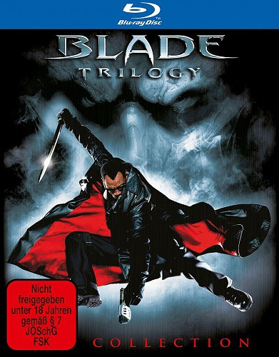 Blade Trilogy (1998-2004)