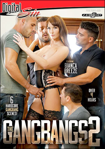 Digital Sin - Групповуха 2 / The Gangbangs 2 (2017) DVDRip