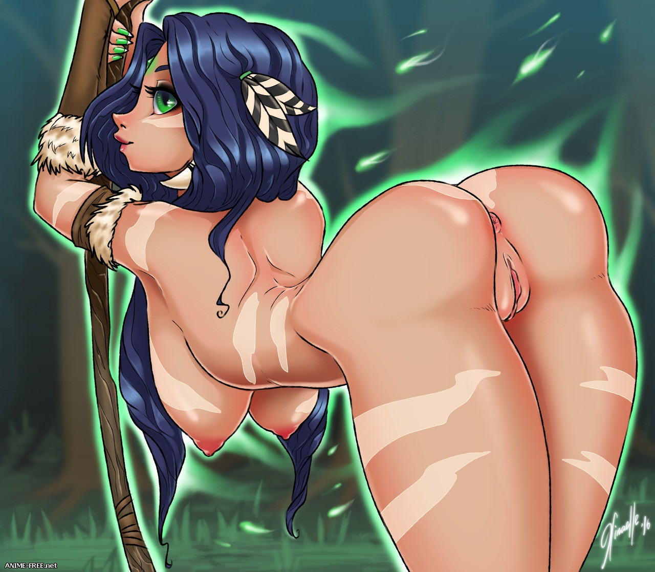 Xinaelle (Artwork Collection) [Uncen] [JPG,PNG] Hentai ART