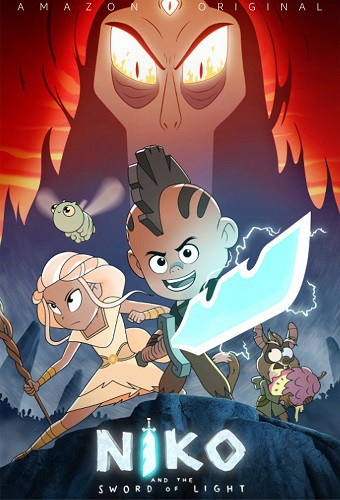 Niko and the Sword of Light S01 1080p AMZN WEB-DL DD+5 1 H 264-QOQ