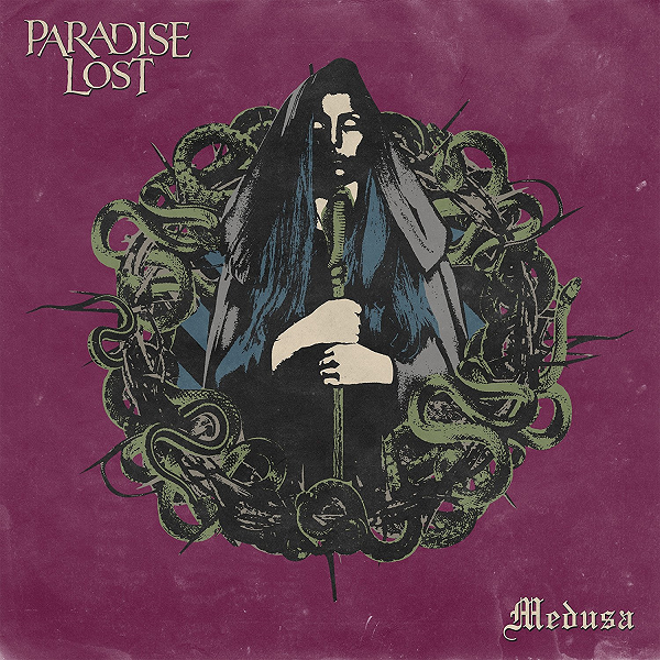Paradise Lost - Medusa [Limited Edition] (2017) MP3