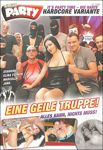Трах вечеринка: Трах и танцы 144 / Eine Geile Truppe! / Fick Party: Fuck and Dance 144 (2016) DVDRip |