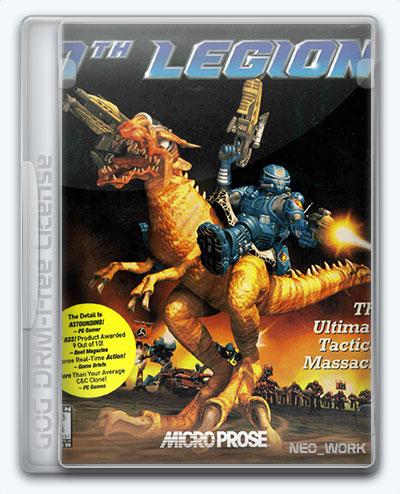 7th Legion (1997) [En/Ge/It] (1.0) License GOG