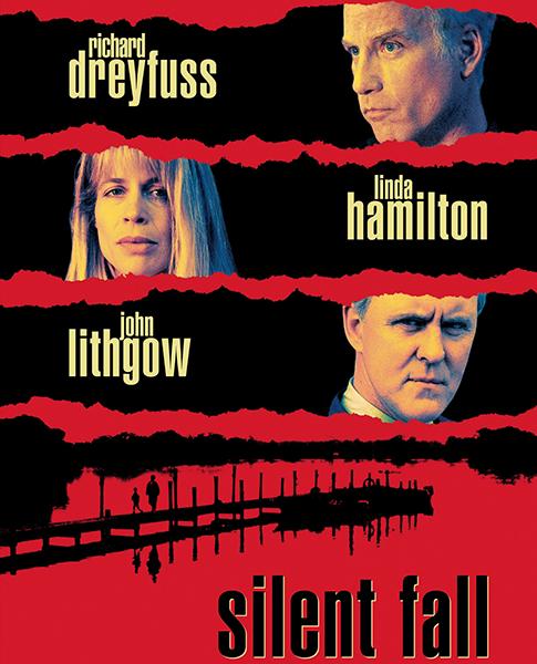 Безмолвная схватка / Silent Fall (1994) DVDRip-AVC | P