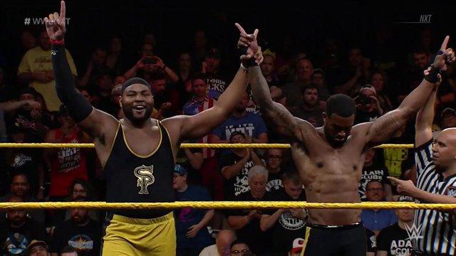 WWE NXT 09.08.2017 HD