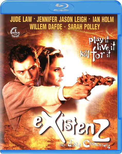 Экзистенция / eXistenZ (1999) BDRip 1080p | P2, А