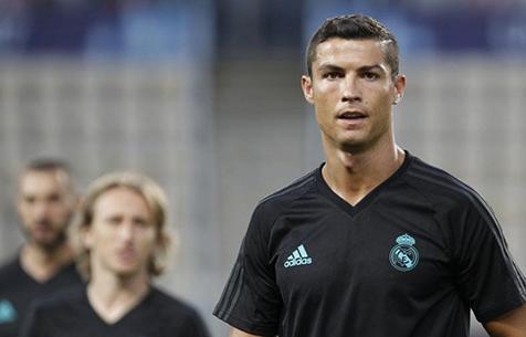 План по Роналду на Суперкубок Испании
