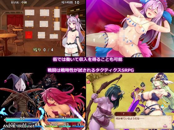 Fū noroi hime / Cursed futana - ring [2016] [Cen] [jRPG] [JAP] H-Game