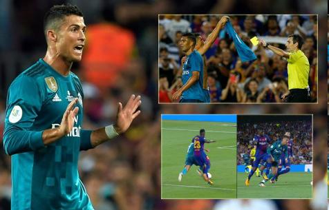 """""""Мадрид"""" обжалует вторую желтую карточку Роналду"""