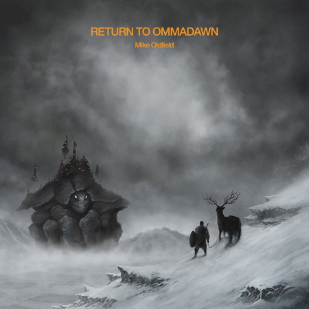 Mike Oldfield - Return to Ommadawn [Deluxe Edition] (2017) [DTS 5.1 CD-DA|44.1/16|image+.cue|Audio-DVD] <Rock, Progressive, Art Rock>