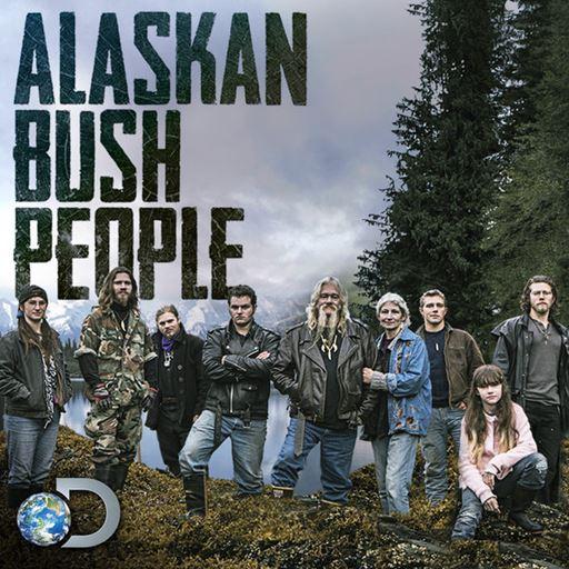 Discovery: Аляска: Семья из леса / Alaskan Bush People (2014-2017) HDTVRip (Сезон 1-5, серии 1-61) (обновляемая)