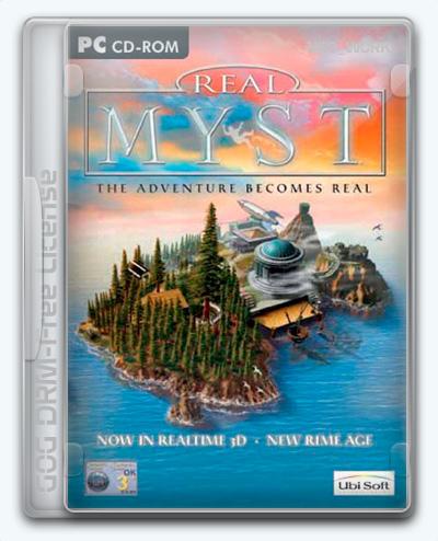 Real Myst (2000) [En] (1.11) License GOG