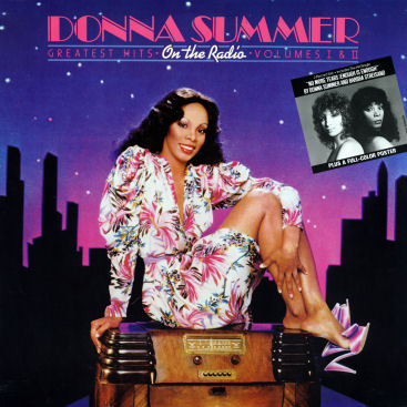 (Disco) [LP] [24 / 96] Donna Summer - On The Radio - Greatest Hits Volumes I & II (2 × Vinyl, LP, Compilation)- 1979, FLAC (image+.cue)
