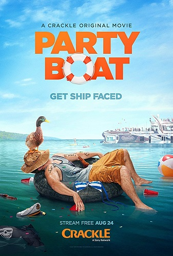 Party Boat 2017 HDRip XviD AC3-EVO