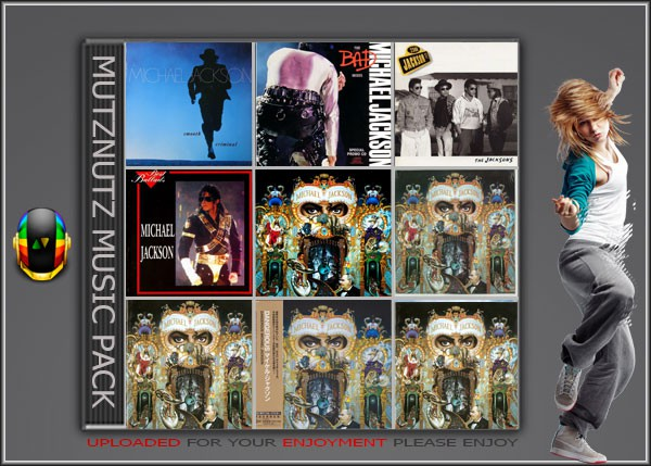 Michael Jackson Mega Pack8-10 – MutzNutz