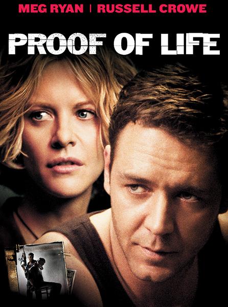 Доказательство жизни / Proof of life (2000) WEB-DL 720p | D, P, A | Open Matte