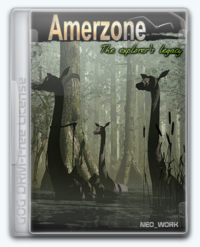 Amerzone: The Explorer's Legacy (1999) [Multi] (1.0) License GOG